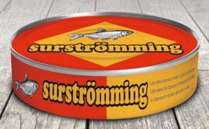 世界一臭い食べ物とされる「シュールストレミング」