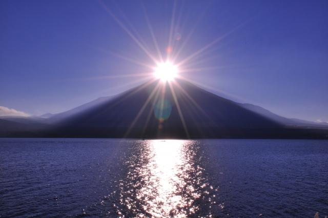 「ダイヤモンド富士」とは