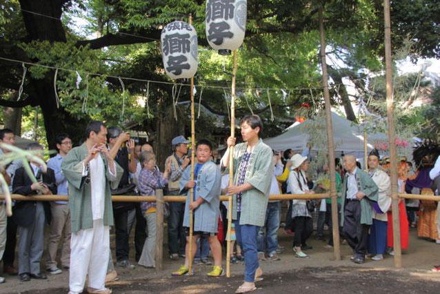 長崎獅子舞の特徴