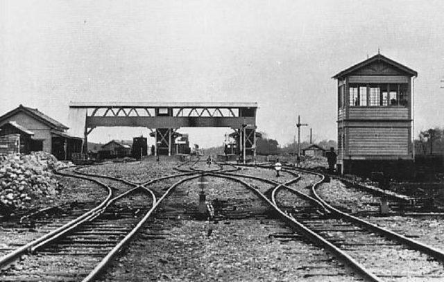 池袋駅が開業したのは1903年(明治36年)