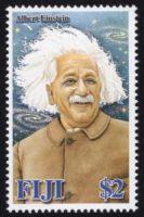 アルベルト・アインシュタイン(フィジー 2005年)