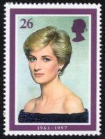 ダイアナ元皇太子妃(イギリス 1998年)