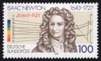 アイザック・ニュートン(ドイツ 1993年)